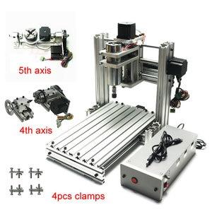 Image 1 - CNC Routerแกะสลัก 3020 3 แกน 4 แกน 5 แกนกรอบอลูมิเนียมสกรูและจำกัดSwith Mach3 สำหรับDrillinng