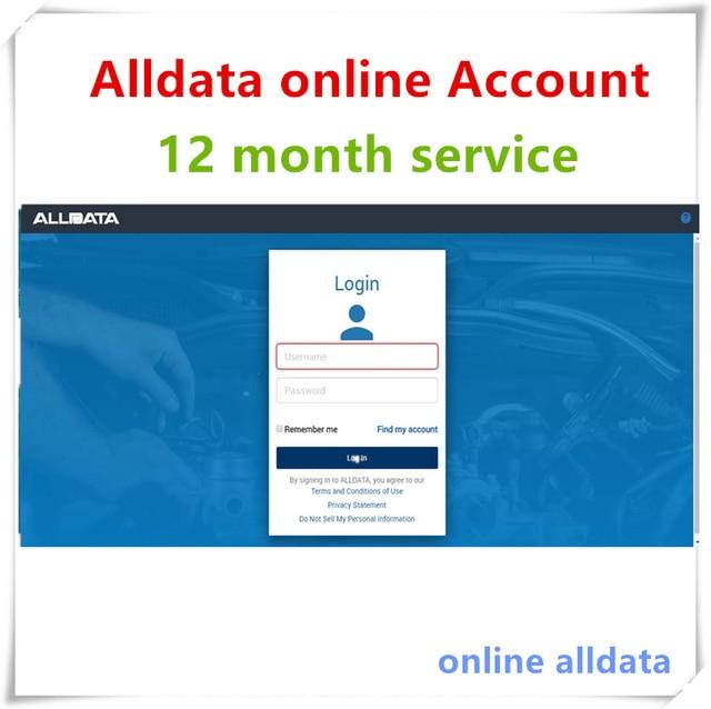 True Newest 2021 Alldata online Account 2020 alldata software Auto repair software Alldata online 12 month service dont need hd