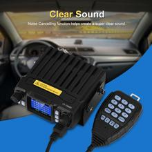 Walkie-Talkie VHF Mobile-Radio KT-7900D Car UHF 200-Channels Transceiver Frequency 5-50