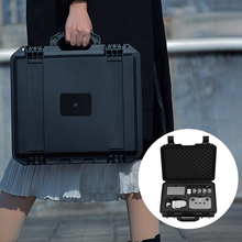 for DJI Mini 2 ABS Explosion proof Box Hard shell Waterproof Box for Mavic Mini 2 Drone Accessories High Capacity Storage Case