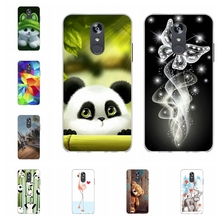 For LG Q Stylo 4 Stylus Case Soft Silicone Cover Pandas Patterned Plus Bumper Capa