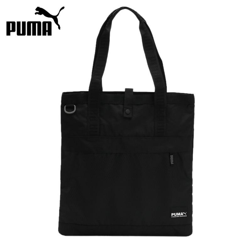 Original New Arrival PUMA Street Tote Bag Unisex  Handbags Sports Bags