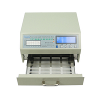 Infrared SMD Solder Machine QS-5100 Desktop Automatic IC Heater Infrared Reflow Wave Oven 600W Soldering Heating Equipment 1