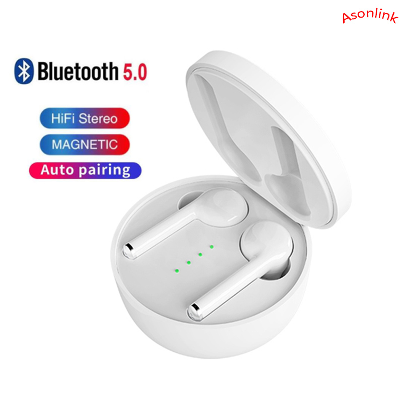 TW40 TWS Wireless Earphone Microphone Sport Bluetooth Headsets for iPhone 11 Pro Max for Samsung Huawei Xiaomi