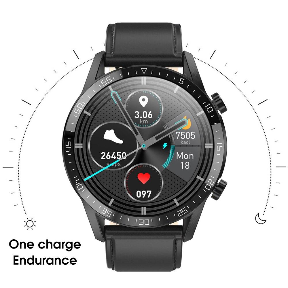 Reloj Inteligente Ecg Smart Watch Men Android 2020 Smartwatch Ip68  Bluetooth Call Answer Smart Watch For Huawei Phone Iphone 2