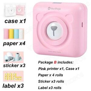 Image 5 - Mini Stampante Fotografica Tasca Per Il telefono Mobile Android e iOS
