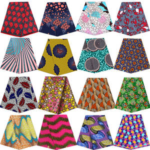Artwork-Accessory Sewing-Dress-Material Batik-Fabric Patchwork Africa Ankara 100%Polyester