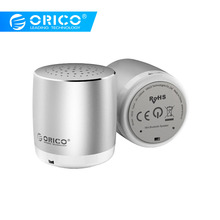 Orico Mini Wireless Bluetooth 4.2 Speaker Portable Speaker Sound System 3D Stereo Music Surround MP3 music play loudspeaker цена и фото