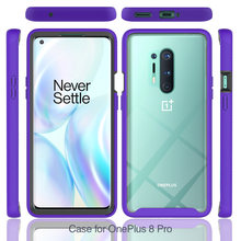 Para oneplus n10 n100 nord 8 7 caso para oneplus n100 n10 nord 8 7 t pro 5g caso capa tpu amortecedor caso claro anti choque silicone