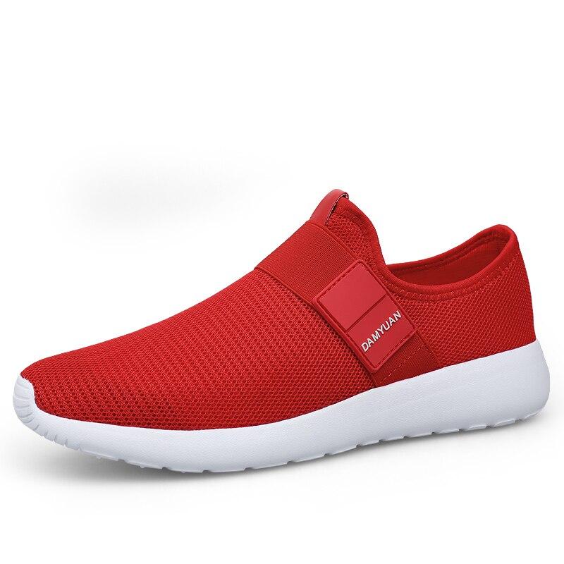 Trendy Casual Mesh Men Shoes cb5feb1b7314637725a2e7: Black|Blue|Red