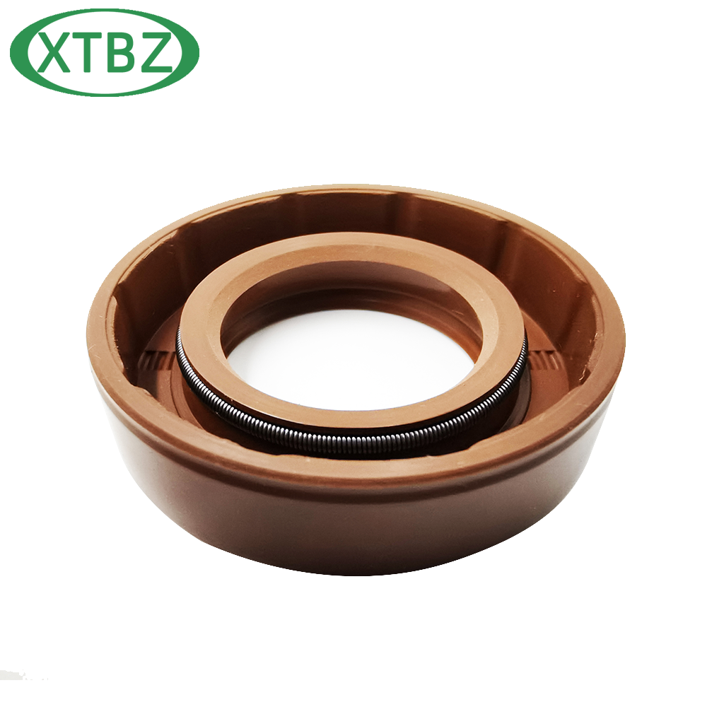 FKM Oil Seal Rotary Shaft TC-20*28*<font><b>30</b></font>*32*34*35*36*37*38*40*42*43*45*47*48*50*<font><b>52</b></font>*5/6/7/8/<font><b>10</b></font>/12 High temperature resistance image
