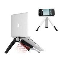 Comprimidos de Resfriamento Laptop portátil Ângulo Ajustável Suporte Do Telefone Móvel Suporte para iPad Air Mini Pro MacBook iPhone