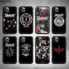 Slipknots Rock Phone Case For iphone 12 11 Pro Max Mini XS Max 8 7 6 6S Plus X 5S SE 2020 XR cover