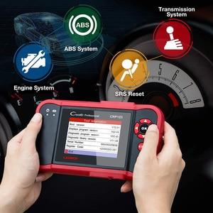 Image 2 - LAUNCH CRP123 obd2 OBDII code reader scanner Engine ABS Airbag Transmission car diagnostic tool Multilingual free update online