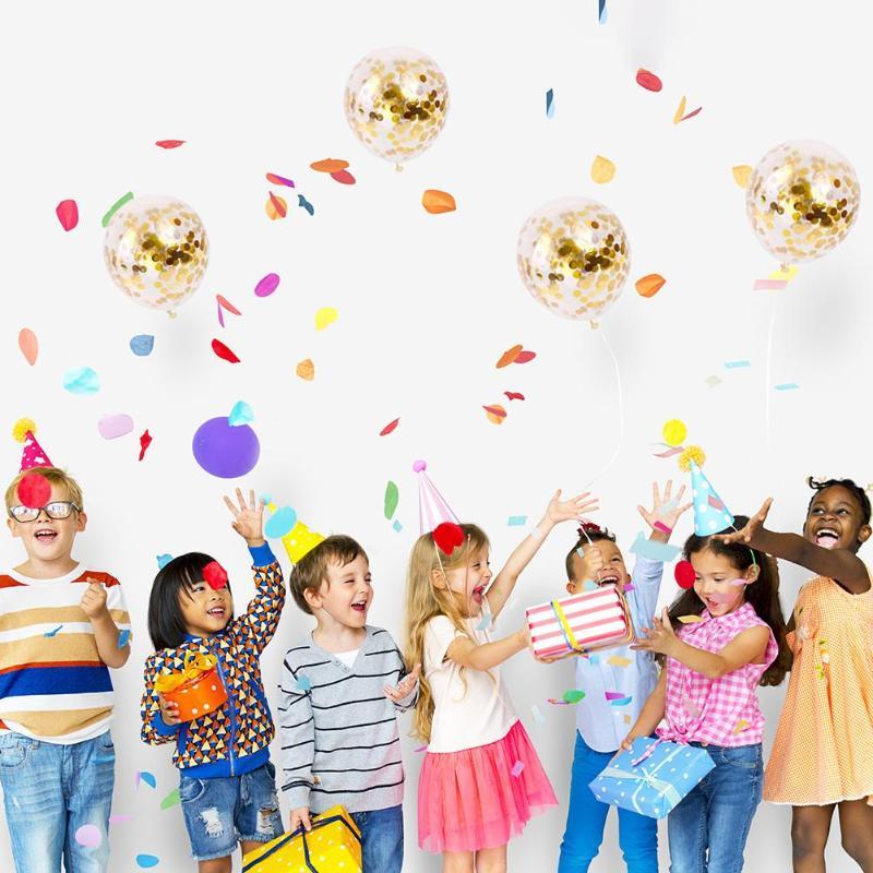 50pcs/20pcs Birthday Party DIY Decor Sequins Latex Balloons Inflatable Air Ballon Party Decoration Baby Kid Toys Christmas Gift