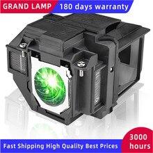 Lampe de projecteur ELPLP96 V13H010L96 Pour EPSON EB X41 EB X05 EB W41 EB U05 EB S41 EB S05 EH TW650 EH TW5650 EB W42 EB W05 EH TW610