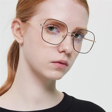 2020 Blue Light Filter Glasses Cheap Price Fashion Retro Gif