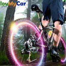 2X voiture lumière vélo lampe roue pneu Led pneu Valve Flash néon LED Auto anti-poussière bouchon parle voiture Valve tiges lampe casquettes accessoires