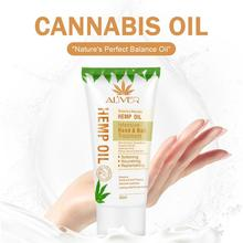 50ml Aloe Vera Hemp Oil Hand Care Cream Whitening Skin Nouri