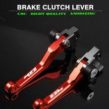 CNC Motorcoss dźwignia sprzęgła hamulca dirt Bike pitbike Pivot dźwignia dla honda XR650R XR 650R 650 R 2000 2001 2002 2003 2004 2005 2006