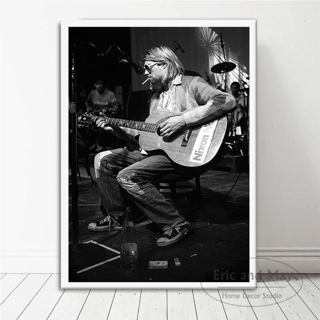 Kurt Cobain Poster 8