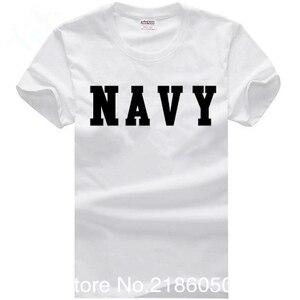 Летние армии США военно морской флот военно воздушные силы ВВС США Marines морской пехоты США военный физическая PT футболка забавная Мужская футболка с круглым вырезом с цветочным узором, материал хлопок, рубашки для мальчиков Футболки      АлиЭкспресс