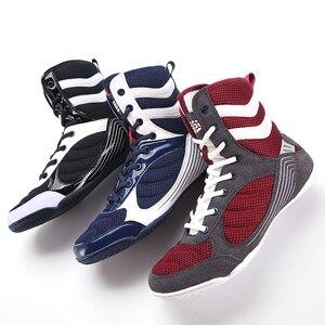 Новинка 2020, профессиональная обувь для борьбы, боксерская обувь, спортивная обувь для свободной борьбы, новый стиль, размер 36-46