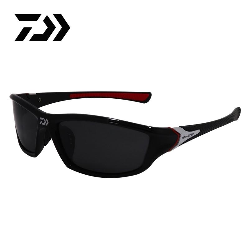 DAIWA occhiali da pesca polarizzati uomo donna occhiali da sole occhiali sportivi da esterno campeggio escursionismo guida occhiali occhiali da sole UV400 2