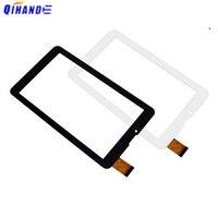 Mediacom smartpad go 7 m-sp7a go 3g 용량 성 터치 스크린 패널 수리 부품 교체 용 7 인치 무료 배송