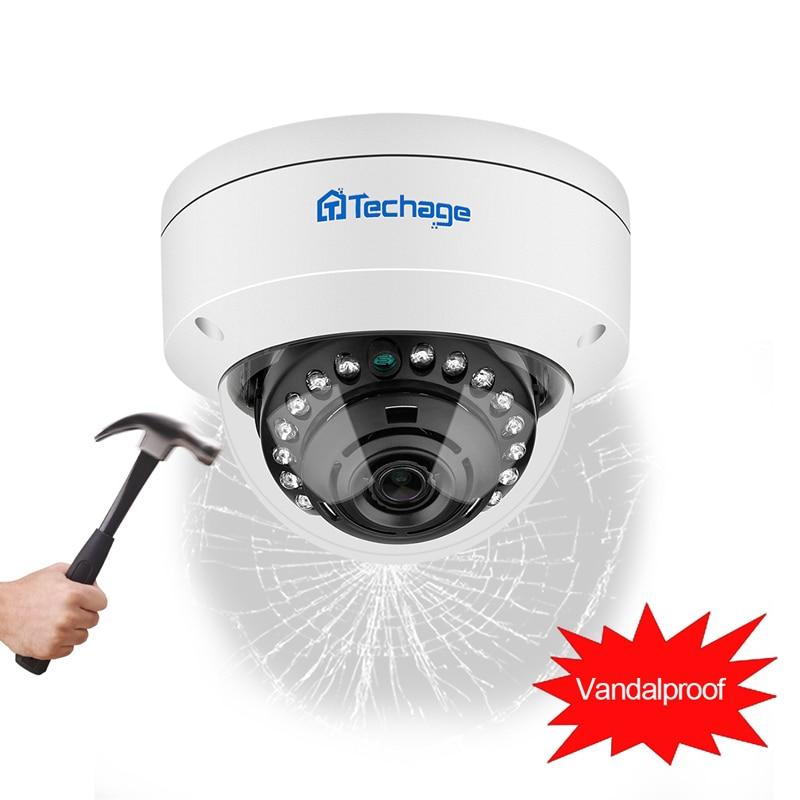 Techage H.265 8CH 5MP POE NVR CCTV Sistemi Vandalproof 5MP Kapalı - Güvenlik ve Koruma - Fotoğraf 4