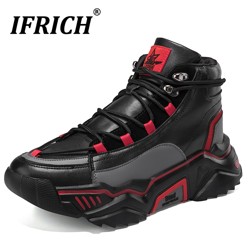 New Trend Male Casual Sneakers Height Increase Fashion Thick Soled Men Shoes Brand Casual Shoes For Youth Designer Sneakers Boy