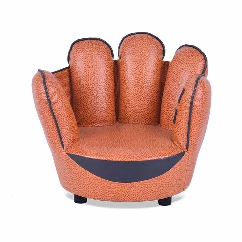 Portable Brown Finger Children Sofa Children Bean Bag Kids Children Toys Zitzak Baby Furniture Kids Bedroom Divano Bambino