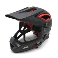 DH MTB bike helmets men Full face downhill Fullface Motorcycle Avt Mountain bicycle helmet Safety off road bulls Cycling Helmet