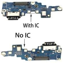 Док разъем зарядное устройство плата для X6% 2F6.1 Plus TA-1099 USB зарядка порт гибкий кабель пластина мобильный телефон аксессуары