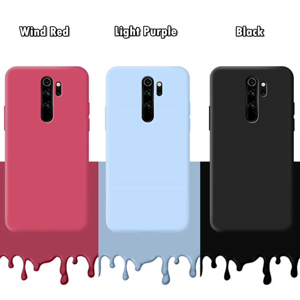 Mooie Leuke Tpu Case Voor Xiaomi Redmi Note 7 8T 8 9 Pro 9S 7A 8A 4X 6A 6 5 Plus 4A 5A 4 Gaan Candy Kleur Soft Silicone Case Cover
