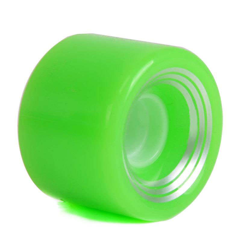 60mm X 45mm Cruiser Skateboard PU Wheel For Street Longboard Banana Board