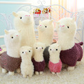 Alpaca doll stuffed toys maumet throw pillow plush toy Vicuna Llama birthday present for kids