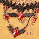 Lace Bat Necklace Re...