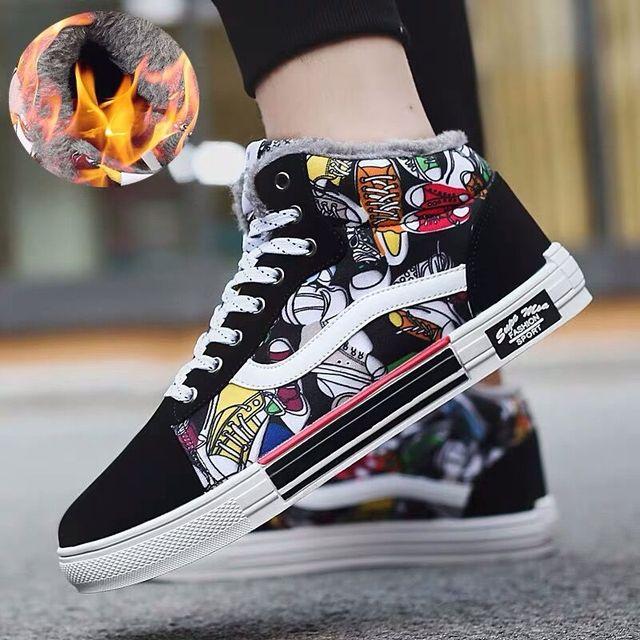 Offre spéciale chaussures vulcanisées homme chaussures de marche homme baskets chaussures hommes rouge baskets homme Tenis Masculino Zapatillas
