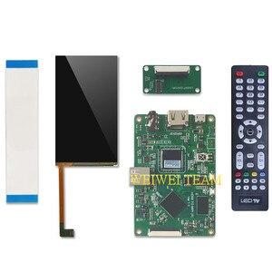 Image 5 - 5.9 بوصة FHD شاشة الكريستال السائل 1920X1080 شاشة لوحة HDMI إلى MIPI تحكم مجلس للتلفزيون مربع كاميرا التكيف تدوير المتسلق الروبوت