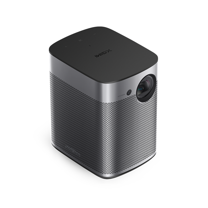 XGIMI Halo Mini Portable Projector 1080P Full HD 3D Home Theater Android TV 9.0 Wifi With Battery Google 800ANSI lumensn Proyect