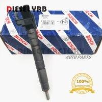 4 peças genuíno novo injector de combustível diesel 0445116016 0986435393 36002662  31272690  30777226