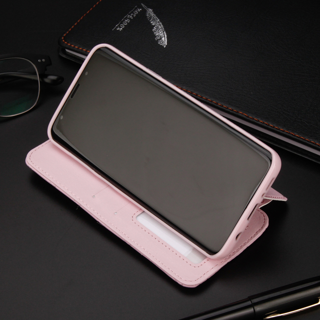Crown Glitter For Samsung Galaxy J7 J5 J3 2017 J4 J6 Plus 2018 Case Leather Wallet Queen Case Flip Cover Mobile Phone Bag