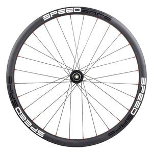 Image 4 - 1260g 650B MTB XC 28mm asymmetric tubeless carbon GRAVEL wheels 25mm Novatec D791SB D792SB 12X100 15X100 12X142 11s XD XDR 12s