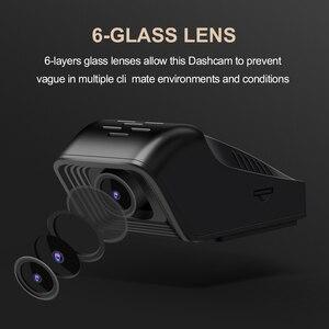 Image 3 - Isudar 1080P Автомобильная фронтальная камера, видеомагнитофон, USB DVR 16 Гб для серии H53, автомобильный мультимедийный плеер, GPS