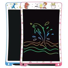 NEWYES 10 Inch LCD Writing Tablet Rechargeable Digital Electronic Handwriting Pad Graphic Drawing Boards with Stylus for Kids