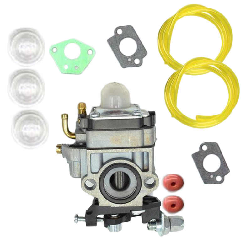Carburetor Kit Garden Carb Outdoor Parts Chainsaw Replacement Strimmer