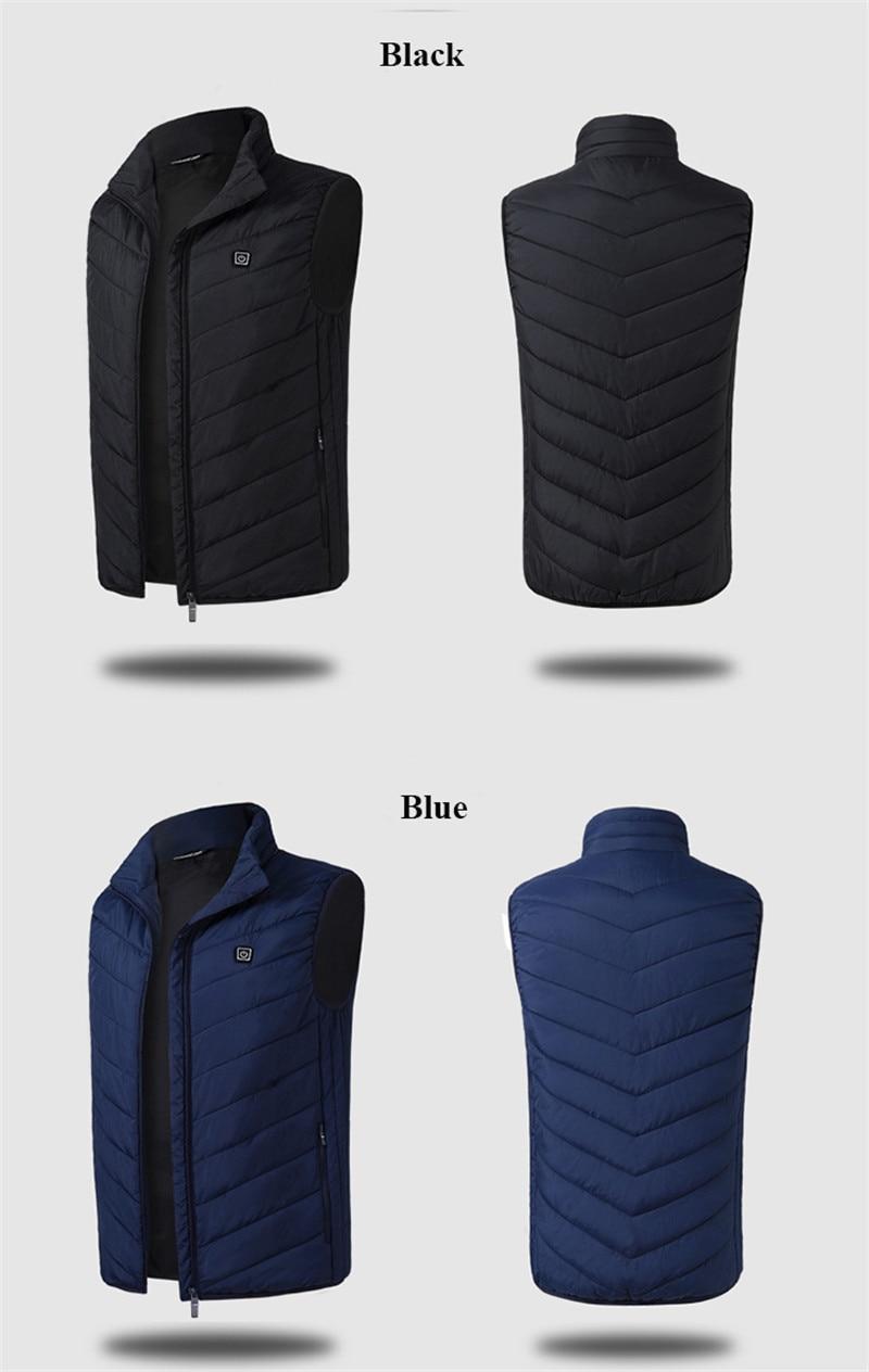 USB Heating Vest
