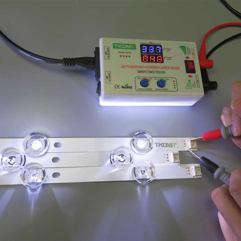 "Tira de LED para iluminación trasera para LG 32 ""TV innotek drt 3,0 32 LG es drt3.0 WOOREE UN/B/UNI, 32MB27VQ 32LB5610 32LB552B 32LF5610 lg 32lf560"