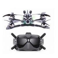 Flywoo Vampire2 HD FPV Racing Drone 210mm F7 Bluetooth 4S 5 Inch High Speed Quadcopter BNF w/mit Luft Einheit & Goggles Spielzeug